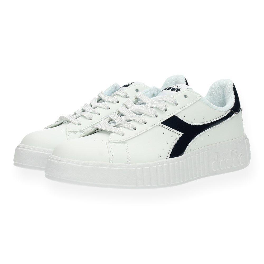 Witte Sneakers Witte Van Blauw Van Sneakers Sneakers Diadora Diadora Van Blauw Witte Diadora RAjL354