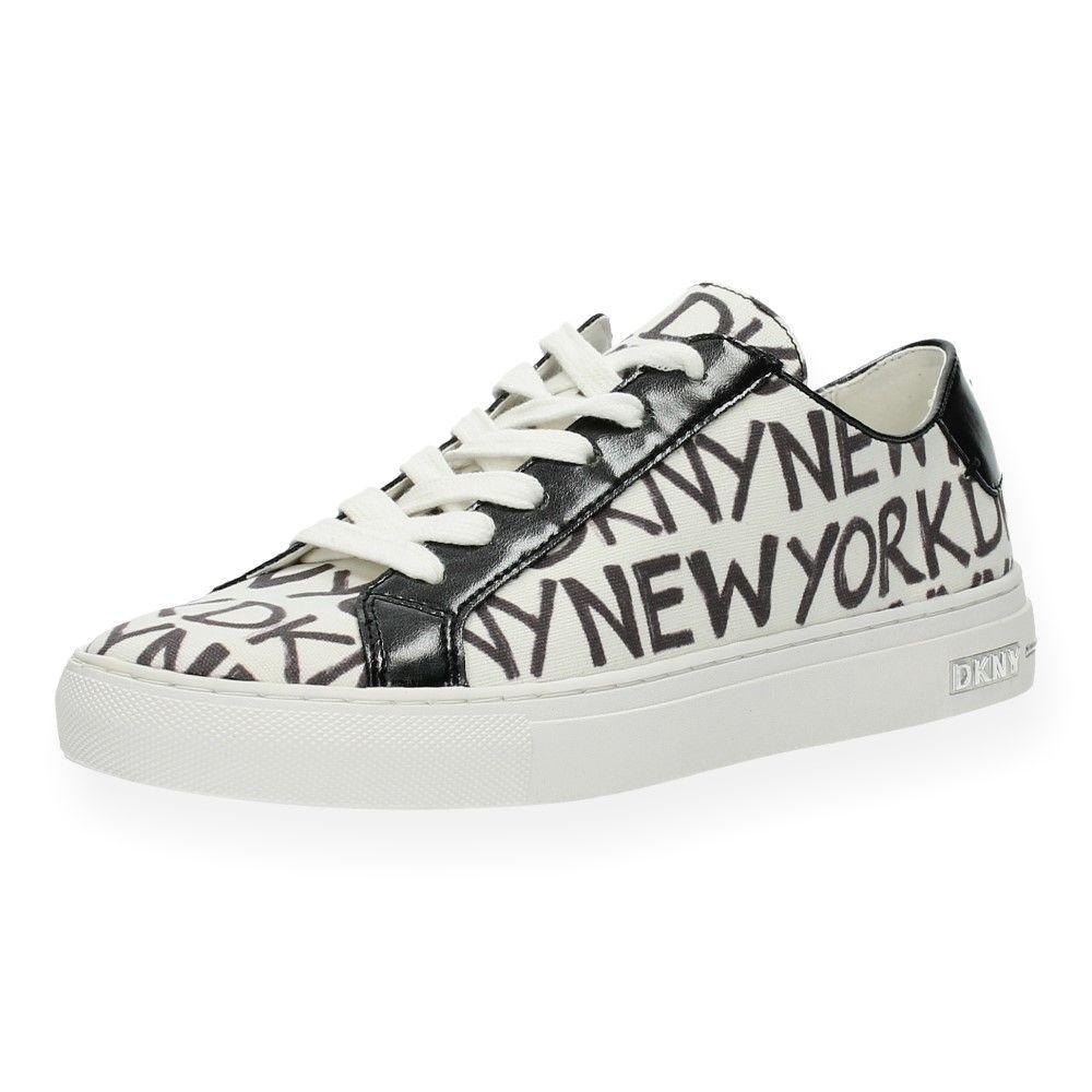 Zwart Witte Sneakers Van Dkny Witte Sneakers BxQdoWrCEe