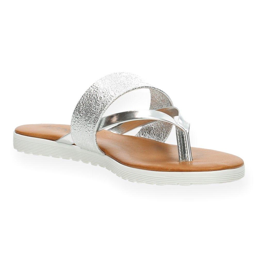 Zilver Van Slippers Slippers Zilveren Hookipa Zilveren Ygfy6vb7