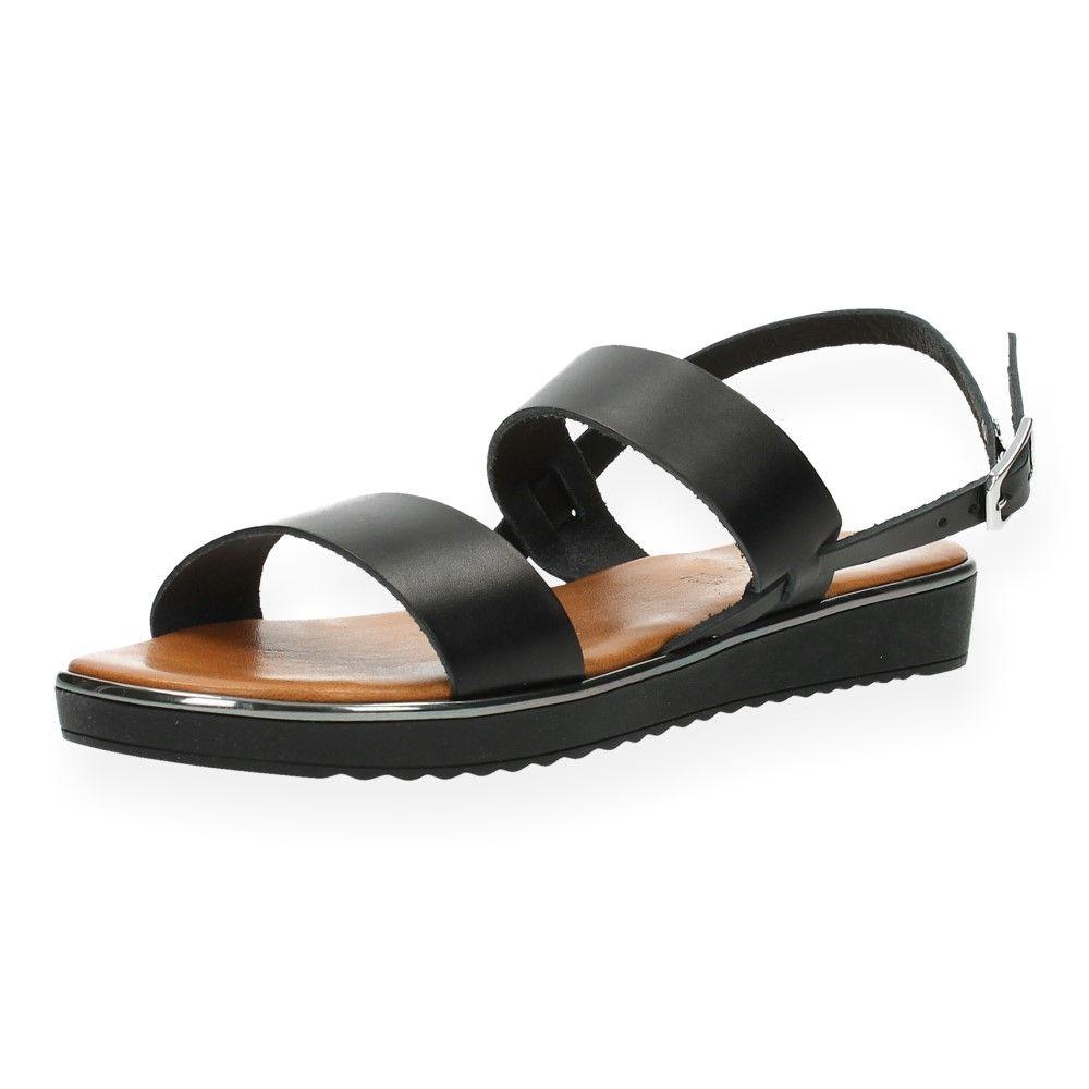 Hookipa Hookipa Zwarte Zwart Zwarte Van Zwart Sandalen Zwarte Sandalen Van Hookipa Sandalen Van vmN80nw