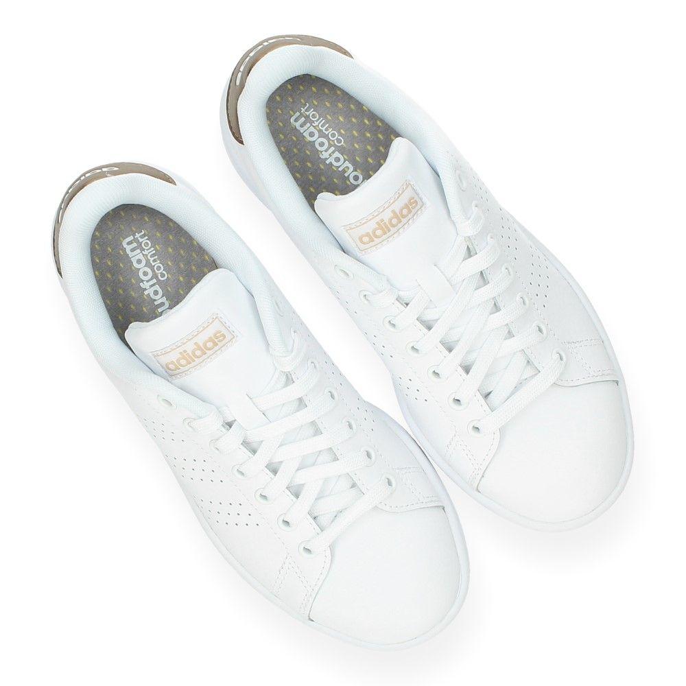 Brons Witte Adidas Van Witte Adidas Van Sneakers Sneakers Brons pUzVqSLMG