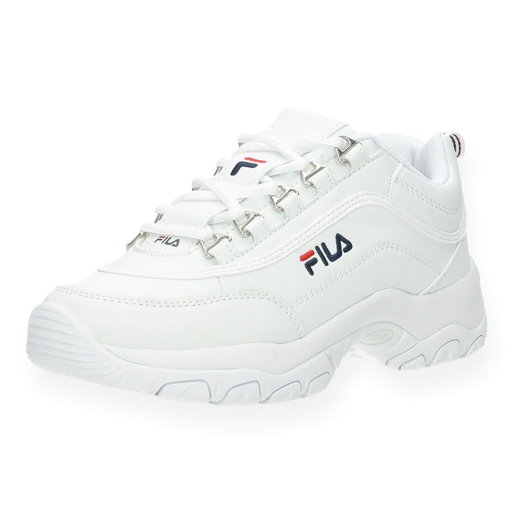Witte Wit Witte Baskets Van Baskets Fila bfvgIY67y
