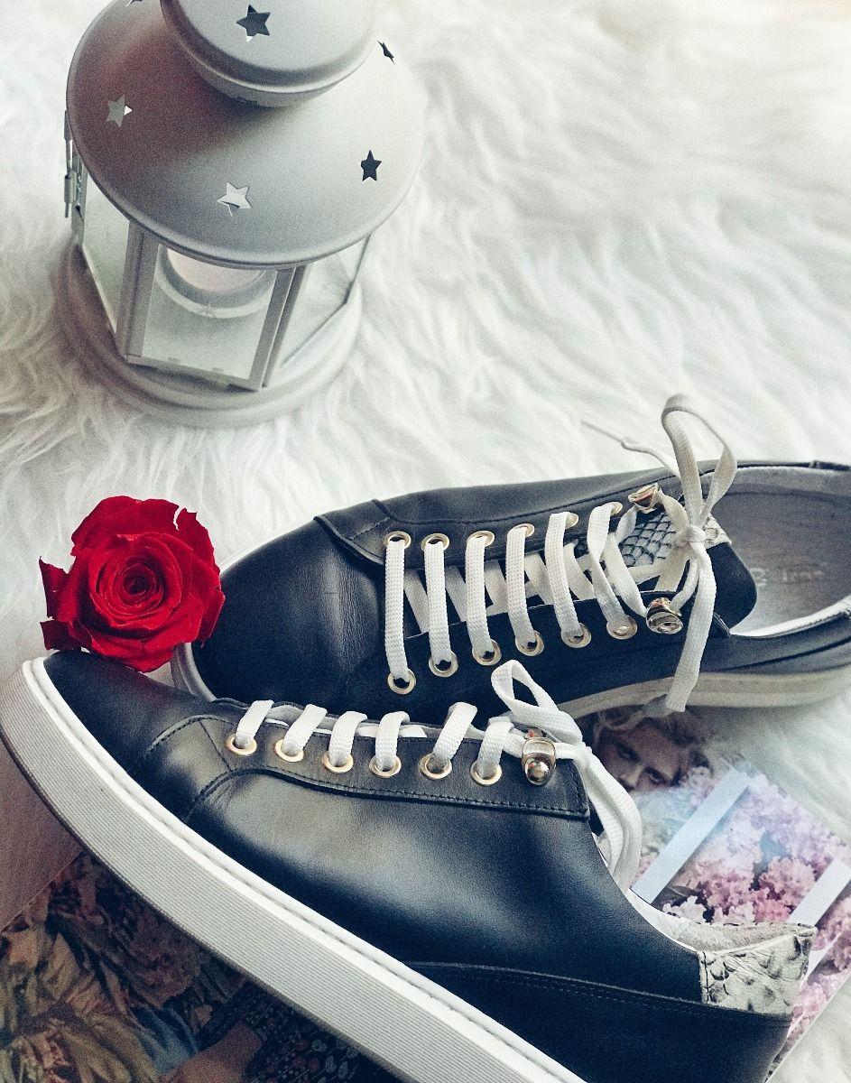 Ebl Sneakers 8790 Van Zwarte Zwart 8w0nPkOX
