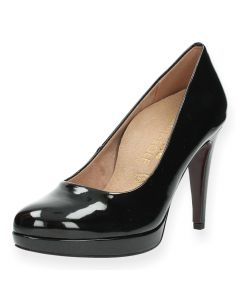Zwarte pumps Tamaris