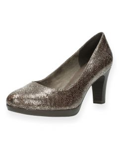 Glitter pumps Tamaris