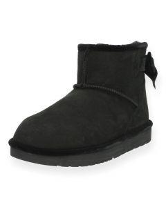 Zwarte boots Tamaris
