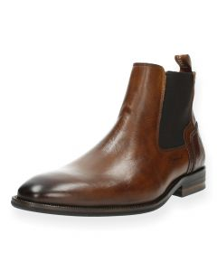 Bruine boots Braend