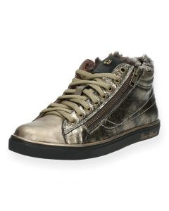 Bronzen sneakers River Woods