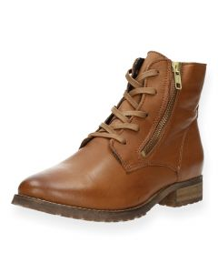 Cognac bottines River Woods