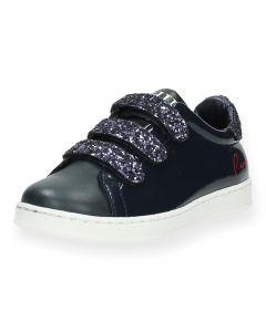 Blauwe sneakers Hip