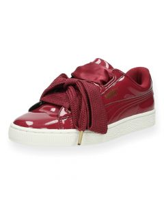 Bordeaux sneakers Puma