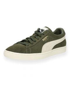 Groene sneakers Puma
