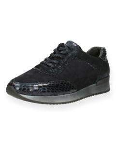 Blauwe sneakers Gabor