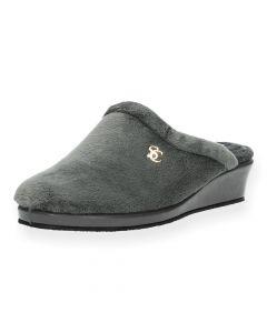 Grijze pantoffels Scapa