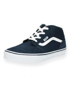 Blauwe sneakers Vans