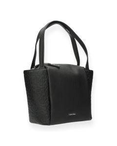Zwarte schoudertas Calvin Klein