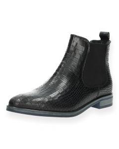 Blauwe boots Joa