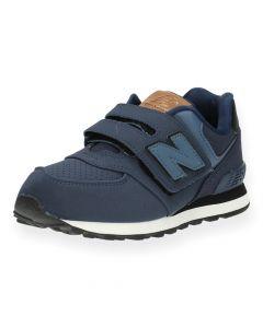 Blauwe sneakers New Balance