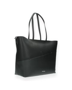 Zwarte shopper Calvin Klein