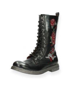 Zwarte laarzen Replay