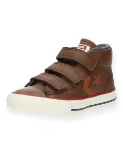 Bruine sneakers Converse