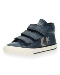 Blauwe sneakers Converse