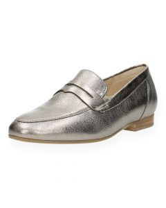 Bronzen  loafers