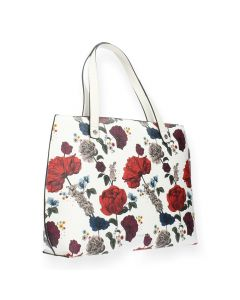 Shopper bloemenmotief
