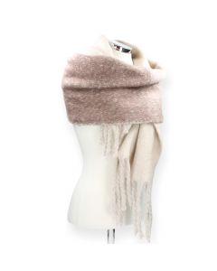 Roze sjaal Access