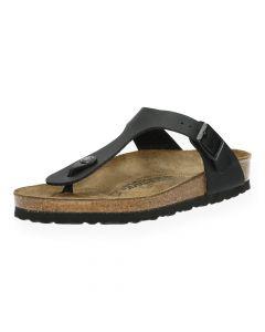 Zwarte slippers