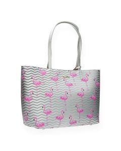 Flamingo shopper
