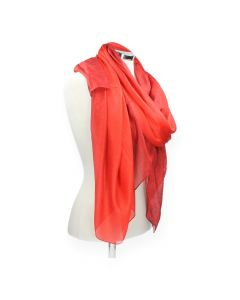Rode sjaal