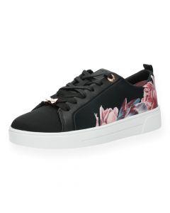Bloemen sneakers