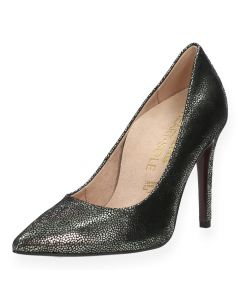 Bronzen pumps